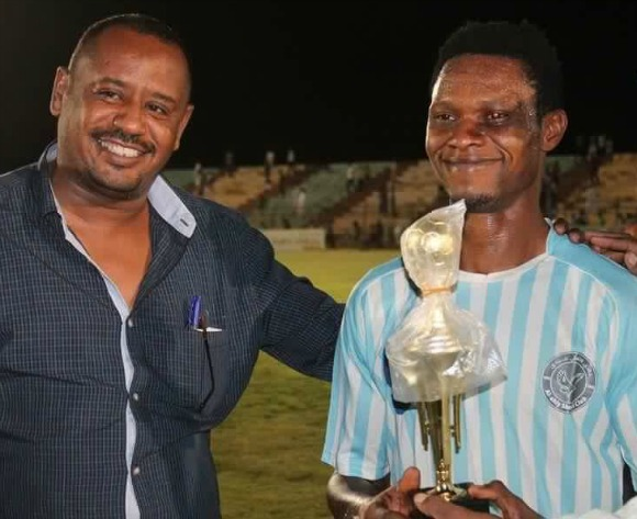 Kelechi Osunwa makes history as all-time top scorer in Sudan