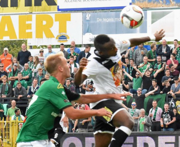 Godwin Saviour's Belgian club win third straight game