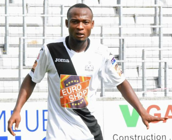 Godwin Saviour scores to inspire Belgian club to away win