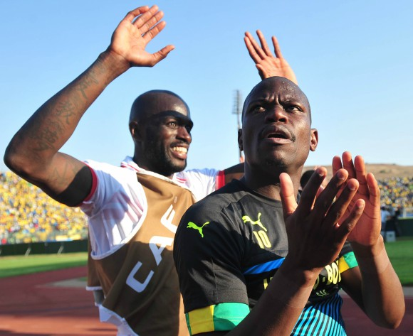 Kekana cannot wait to lift CAF CL trophy