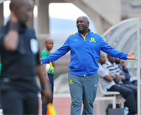 Mosimane doesn't want to confuse his players ahead of CL Final