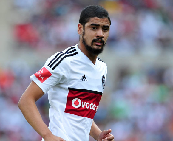Abbubaker Mobara of Orlando Pirates
