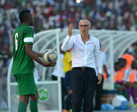 Hector Cuper hails Egypt for win in Brazzaville