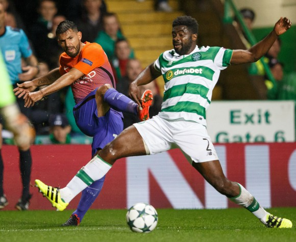 "Kolo Toure is a ""big brother"" to Celtic star Moussa Dembele"