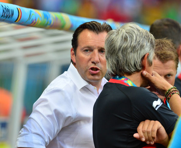 Marc Wilmots rejects Algeria, Courbis now favourite