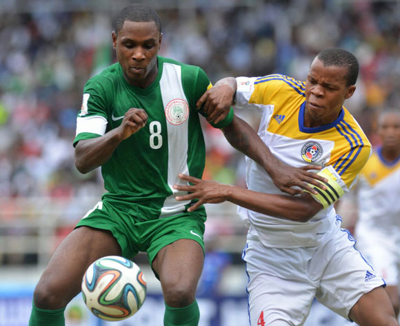 Eagles vs Algeria 50th Nigeria World Cup home game