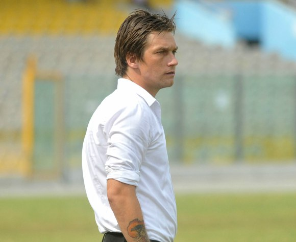 Former Medeama coach Tom Strand linked with Hearts of Oak