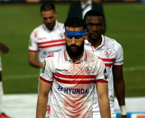 Zamalek chairman defends Momen Soliman