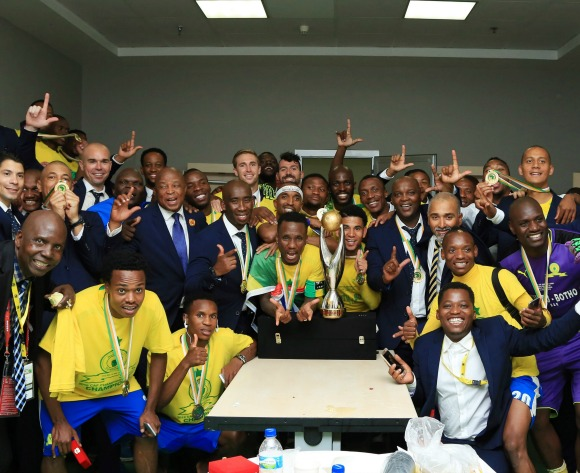GALLERY: Mamelodi Sundowns celebrate maiden CAF CL triumph