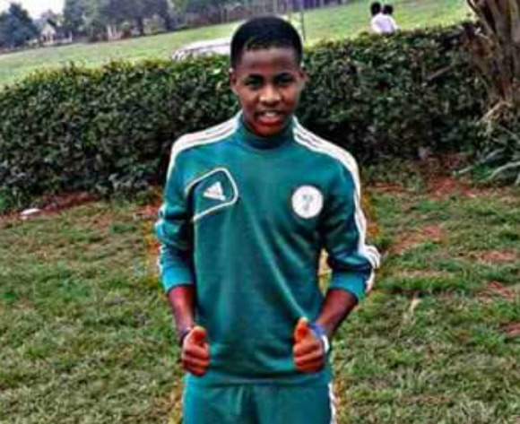 Uche Agbo's younger brother off  for trials in Italy