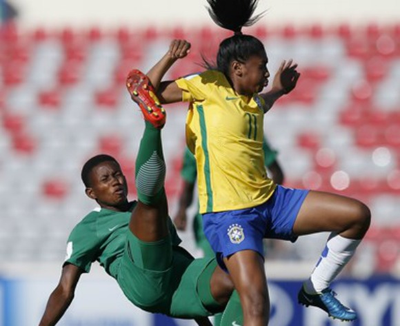 Nigeria's Flamingoes crash to Brazil, Ghana spanked