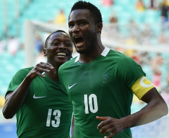 Mikel: Eagles want bonuses in Dollars, not Naira