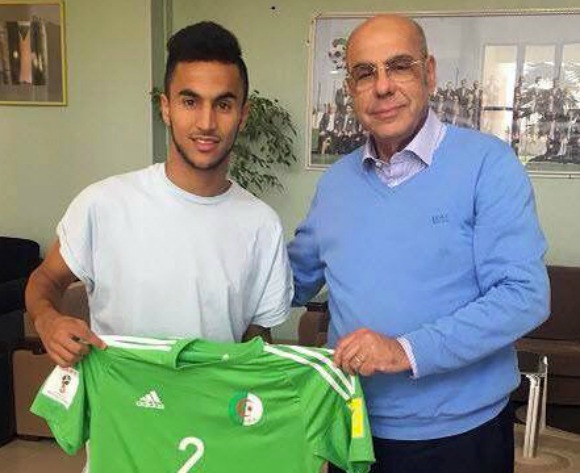 FIFA clear Bordeaux super talent Ounas for Algeria against Nigeria