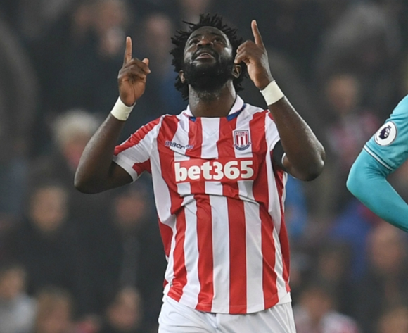 Mark Hughes not worried over potential Bony move