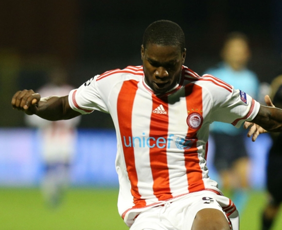 Ideye top of goals' chart in Greece, nets in Athens derby