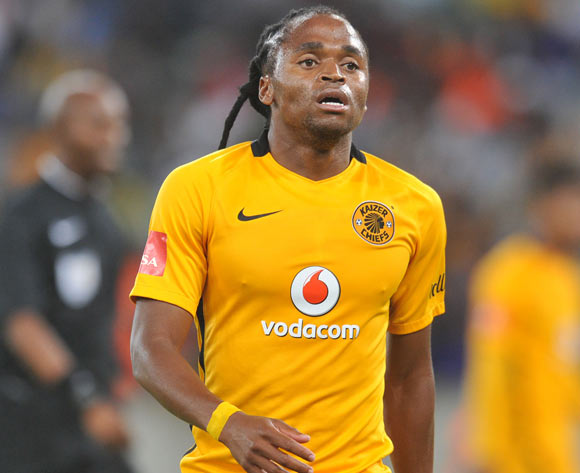 Siphiwe Tshabalala of Kaizer Chiefs during the Absa Premiership 2016/17 Kaizer Chiefs and Baroka FC at Moses Mabhida Stadium, Durban South Africa on 02 Nomvember 2016 ©Muzi Ntombela/BackpagePix