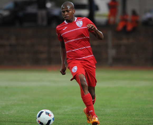 Danny Venter of Free State Stars  Pic Sydney Mahlangu/ BackpagePix