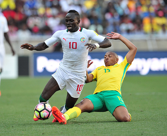 Senegal rule Africa despite defeat to Bafana Bafana