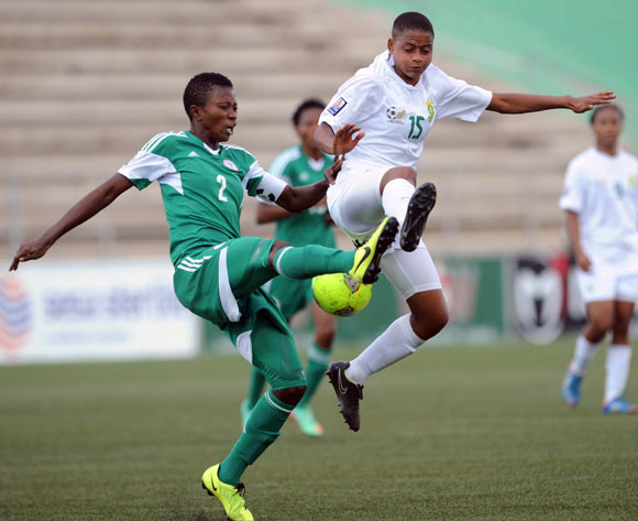 Rita Chikwelu captains Nigeria's Falcons to women's AFCON