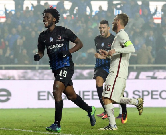 Frank Kessie scouted by Barcelona sporting director