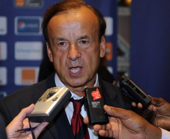 Rohr spies on Cameroon, Algeria at AFCON