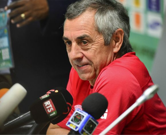 Mali's Alain Giresse: Algeria friendly would be a good option