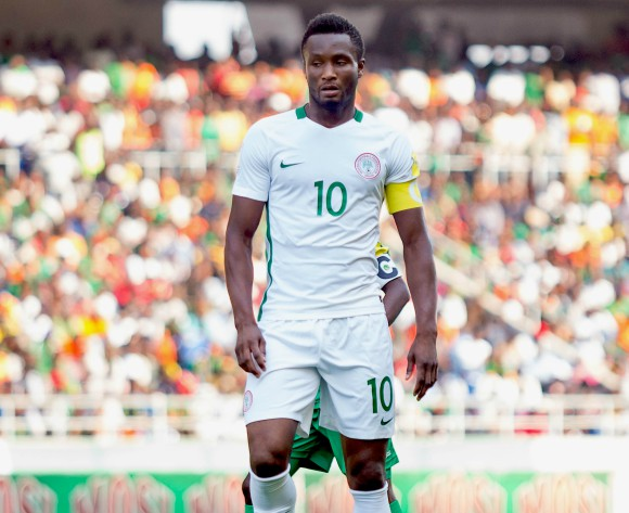 Rohr - Mikel may not play full 90 minutes vs Algeria