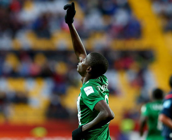 Nigeria youngster Osimhen joins Wolfsburg US tour