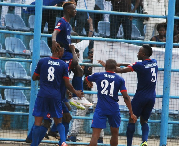 Super brat Bernard Ovoke under Rivers United 'watch list'