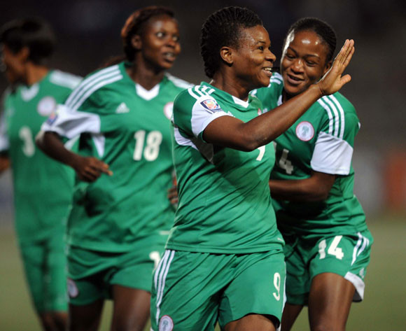 Nigeria set up women's AFCON final vs Cameroon after beating Banyana