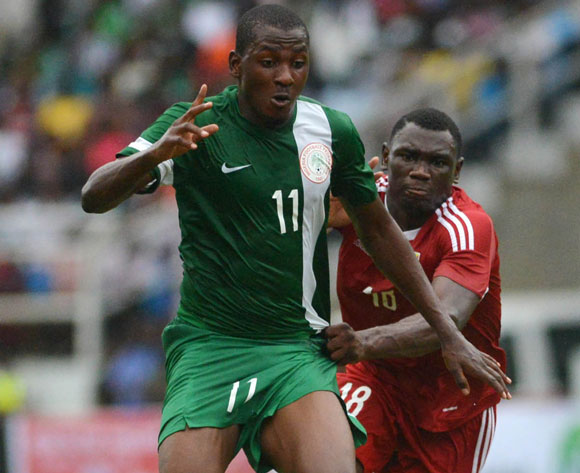 Junior Ajayi says he's up to the challenge at Al Ahly