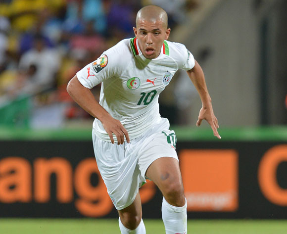 Feghouli: I had chance to dump Algeria for France