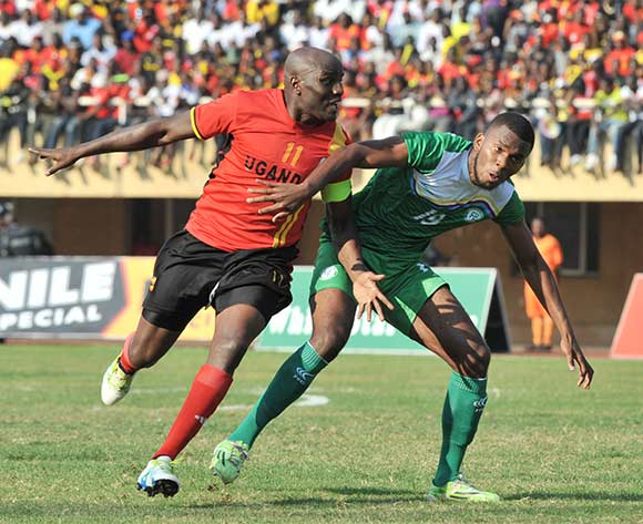 Uganda beat Congo to go top of Group E