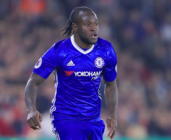 Red-hot Victor Moses says he's enjoying it at Chelsea