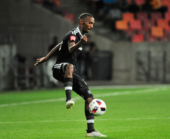 THABO EUCLITE RAKHALE of Orlando Pirates during the Absa Premiership 2016/17 match between Chippa United and Orlando Pirates at Nelson Mandela Bay Stadium, Port Elizabeth South Africa on 22 November 2016 ©Deryck Foster/BackpagePix