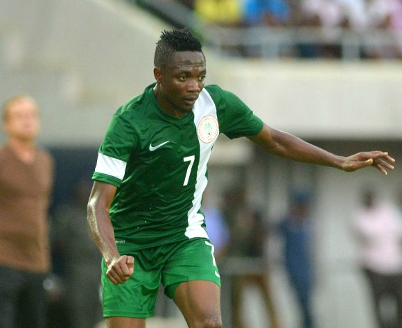 Mikel, Ahmed Musa join up with Super Eagles