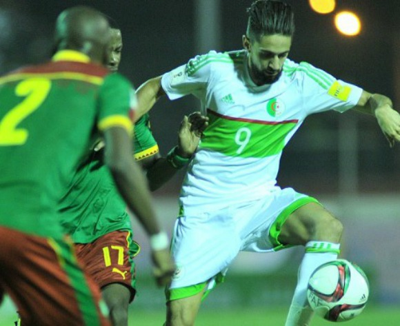 Algeria replace injured star, pick 2 new foreign pros, 4 local players