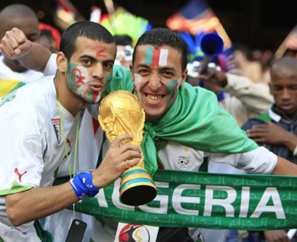 Algeria fans give up on 2018 World Cup ticket