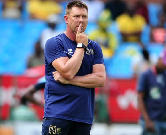 Cape Town City coach delighted with 4-1 win over Stars