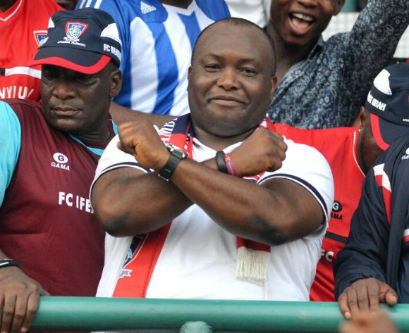 Cash gift for billionaire club FC Ifeanyi Ubah