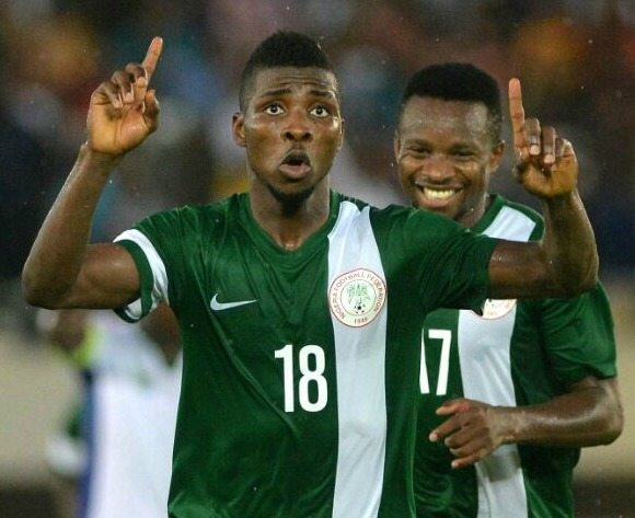 Akwa Ibom Governor promises Eagles $10,000-a-goal vs Algeria