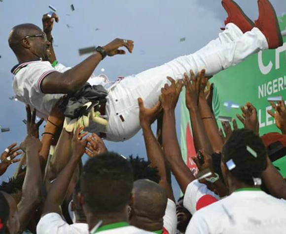 Rangers will be back-to-back Nigeria champions - Paul Chibuzor