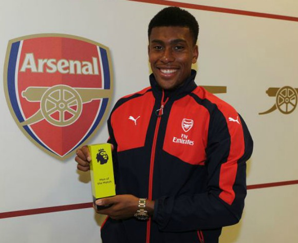 Alex Iwobi one of the best young players in the world - Siasia