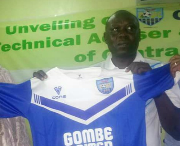 Manu Garba says Gombe United will survive NPFL heat