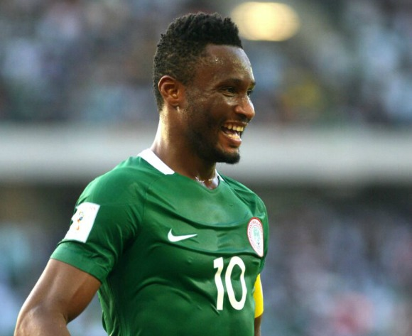 Mikel a true leader salutes Rohr