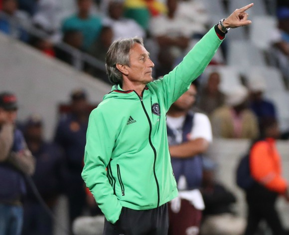 Pirates coach Muhsin Ertugral offers to resign