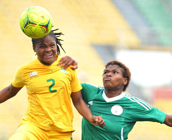 Nigeria's Falcons tackle South Africa for place in women's AFCON final
