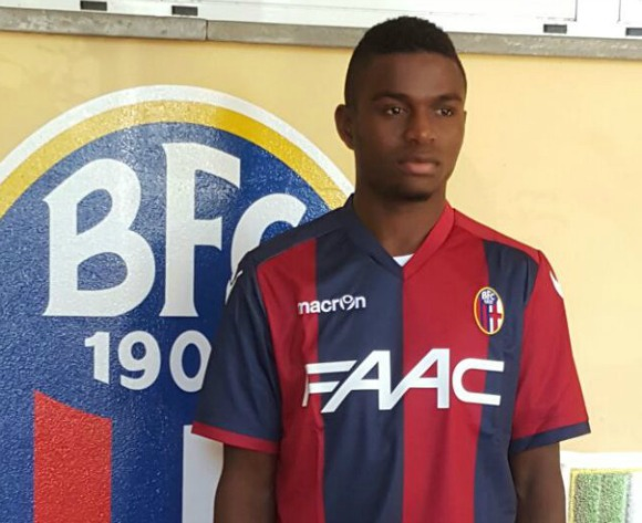 Orji Okonkwo delighted with winning debut at Bologna