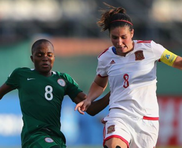 Nigeria crash out of FIFA U20 Women's World Cup