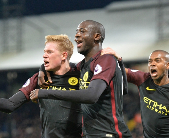 Yaya Toure stayed at City to fight for Champions League spot